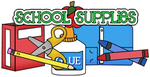 2019 - 2020 Class Supply List Available
