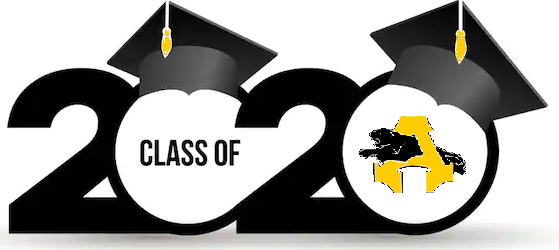 Class of 2020 Clipart ANH