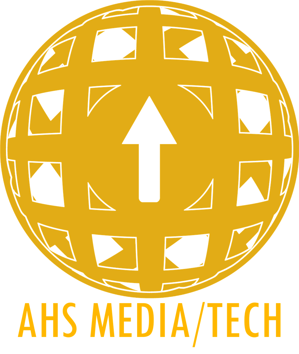 AHS Media Tech Academy Logo