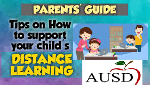 Parent Support Pages on AUSD Website
