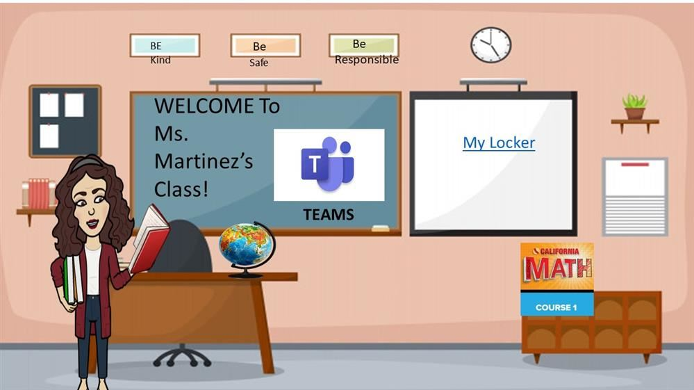 Our Virtual Classroom