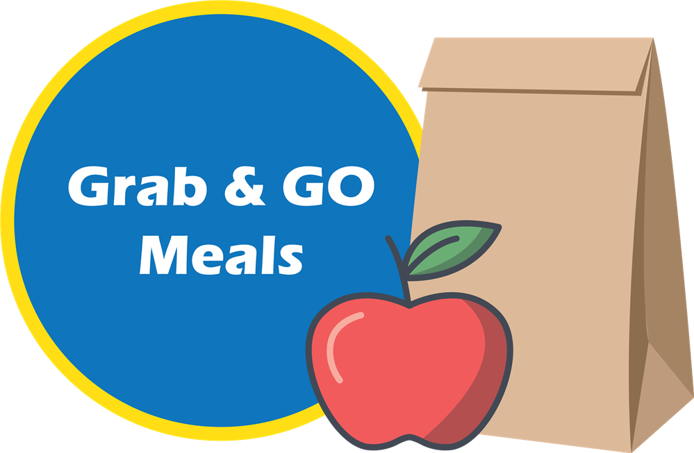 Grab and Go Meals during Distance Learning