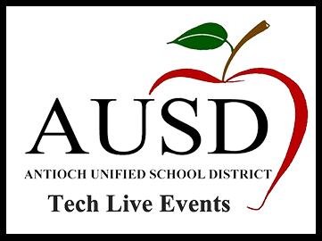 Parents/Students - AUSD's Technology Department is holding another Tech Live Event!