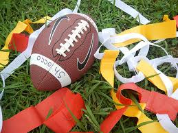 Flag Football Game Schedule, Click Here