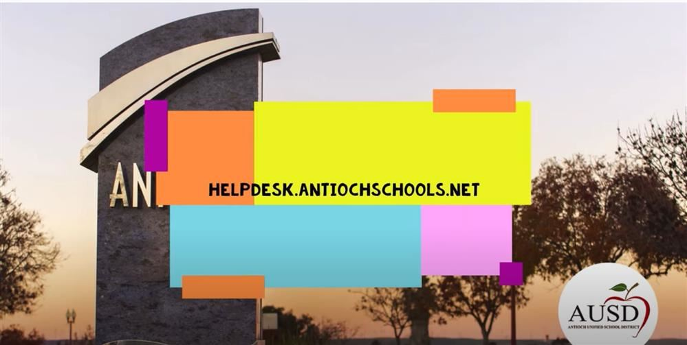 AUSD Technology HelpDesk is now open!