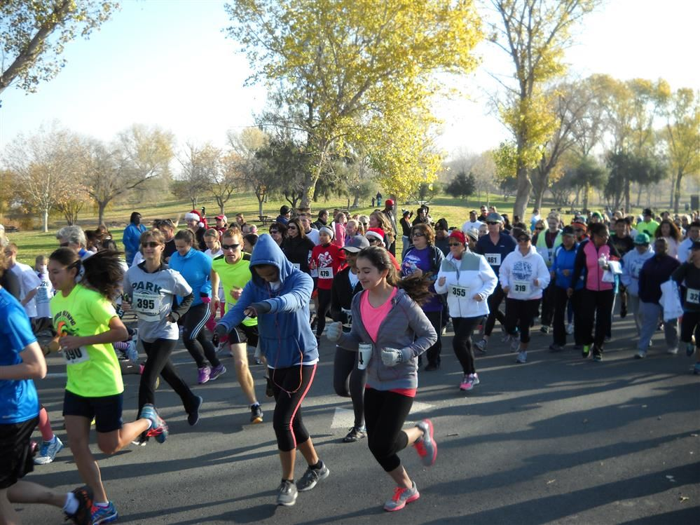 43rd annual Contra Loma holiday fun run!