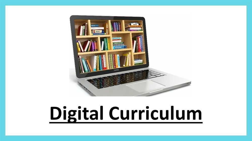 Digital Curriculum Clipart
