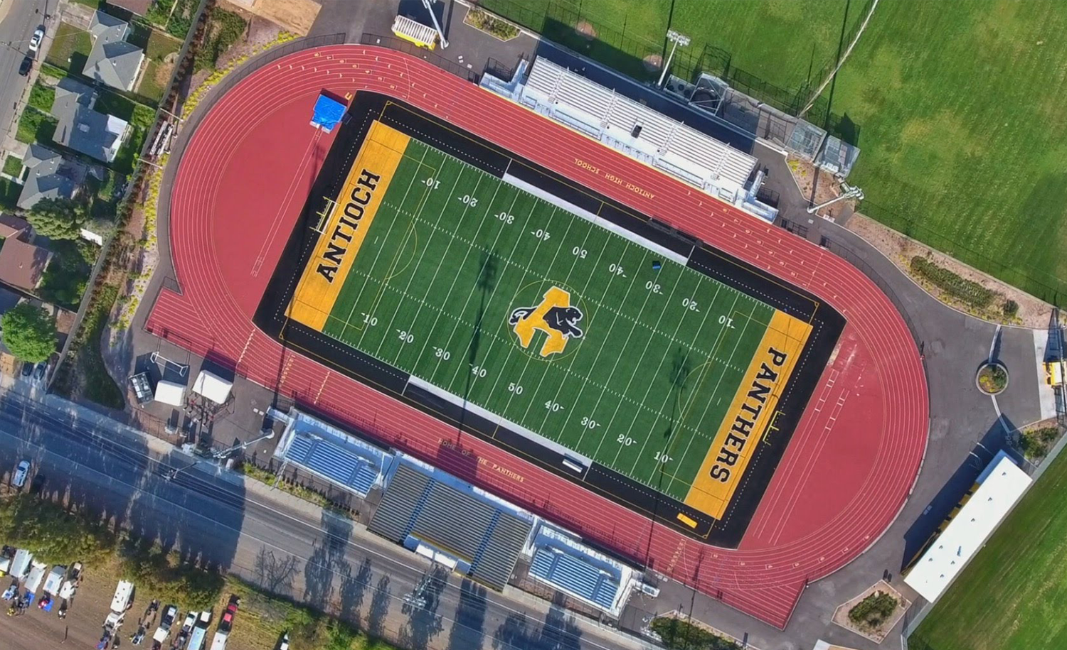 Aerial Picture of AHS Eells Field